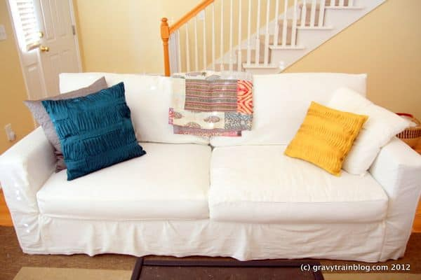 Charleston Couch Cover