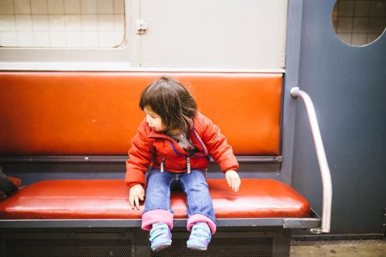 3 kid-friendly weekend trips from washington dc - new york transit museum toddler