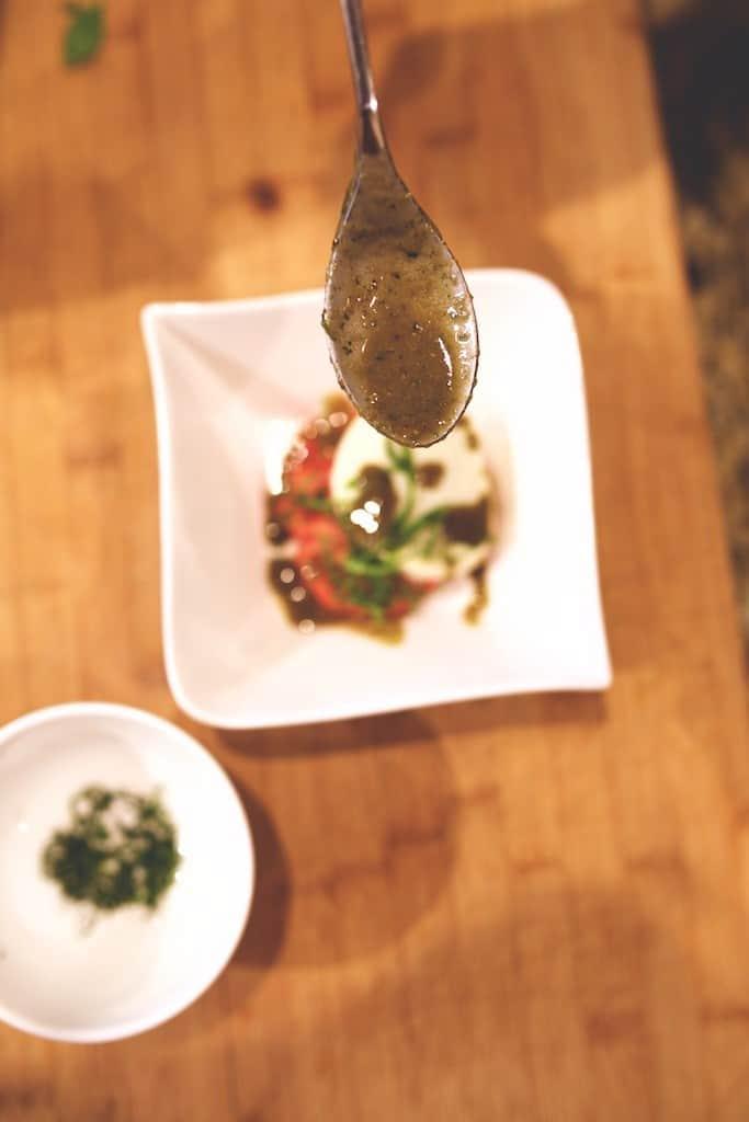 Vitamix salad dressing