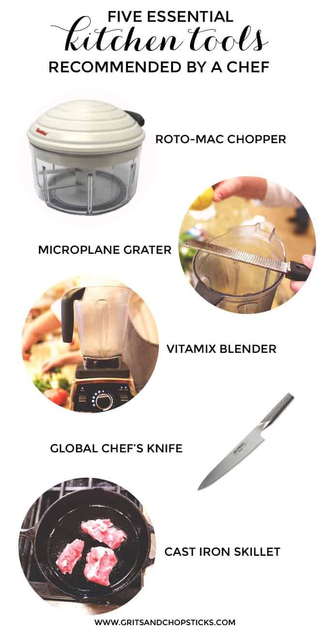 essential chefs tools