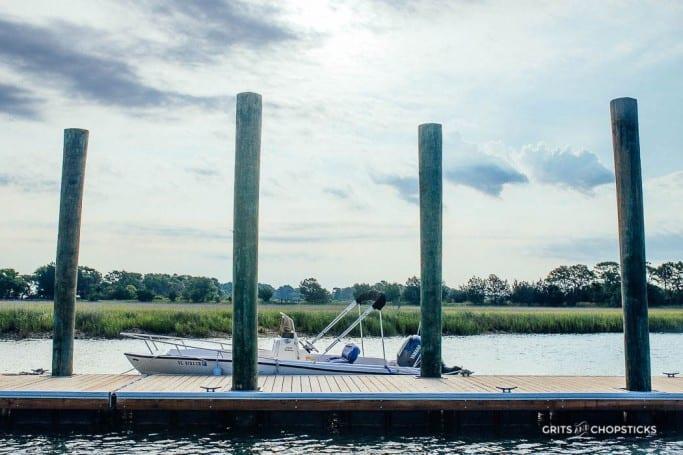 dewees-island-dock