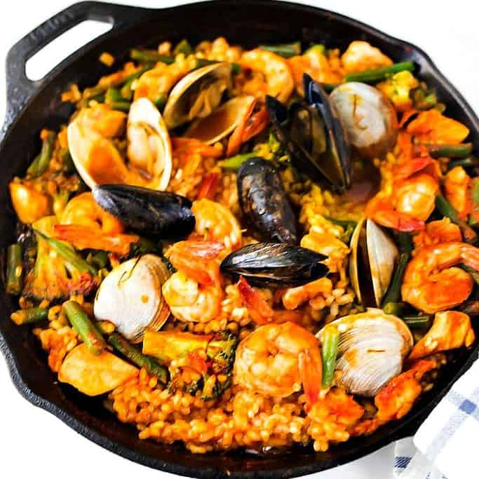 foodgawker paella