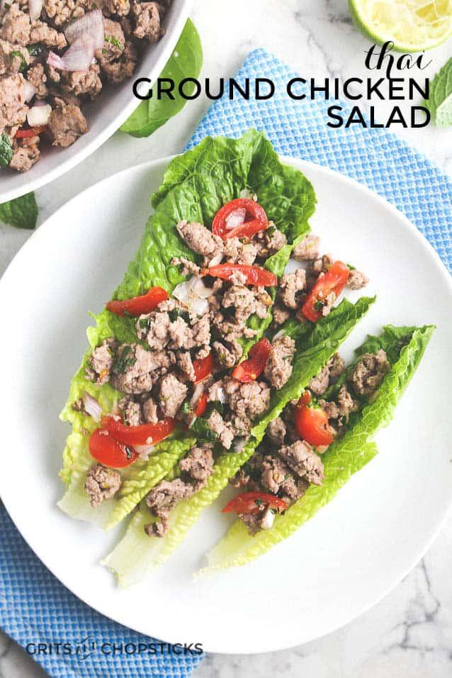 larb-gai-thai-ground-chicken-salad