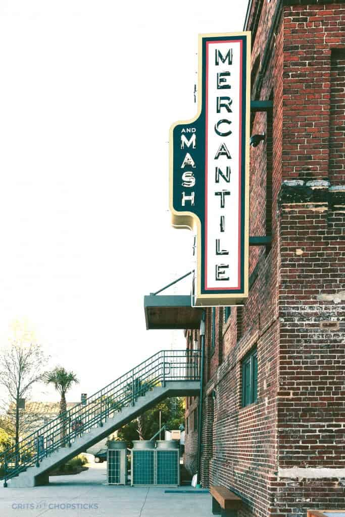 Mercantile and Mash in Charleston, South Carolina