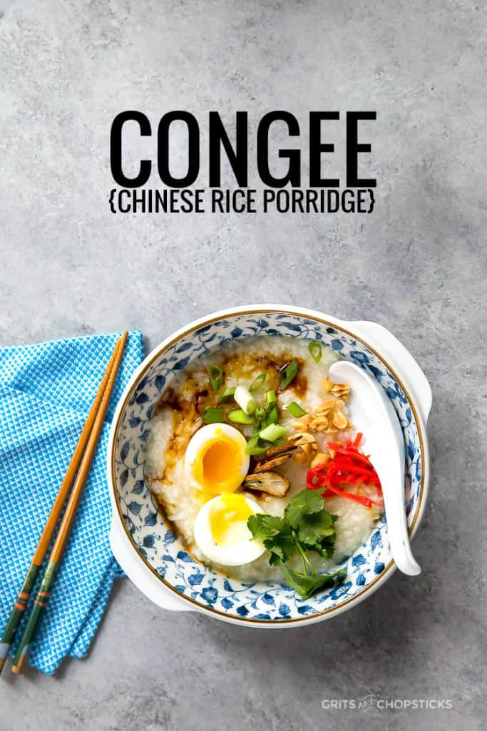 congee, or chinese rice porridge, is a slow art worth perfecting