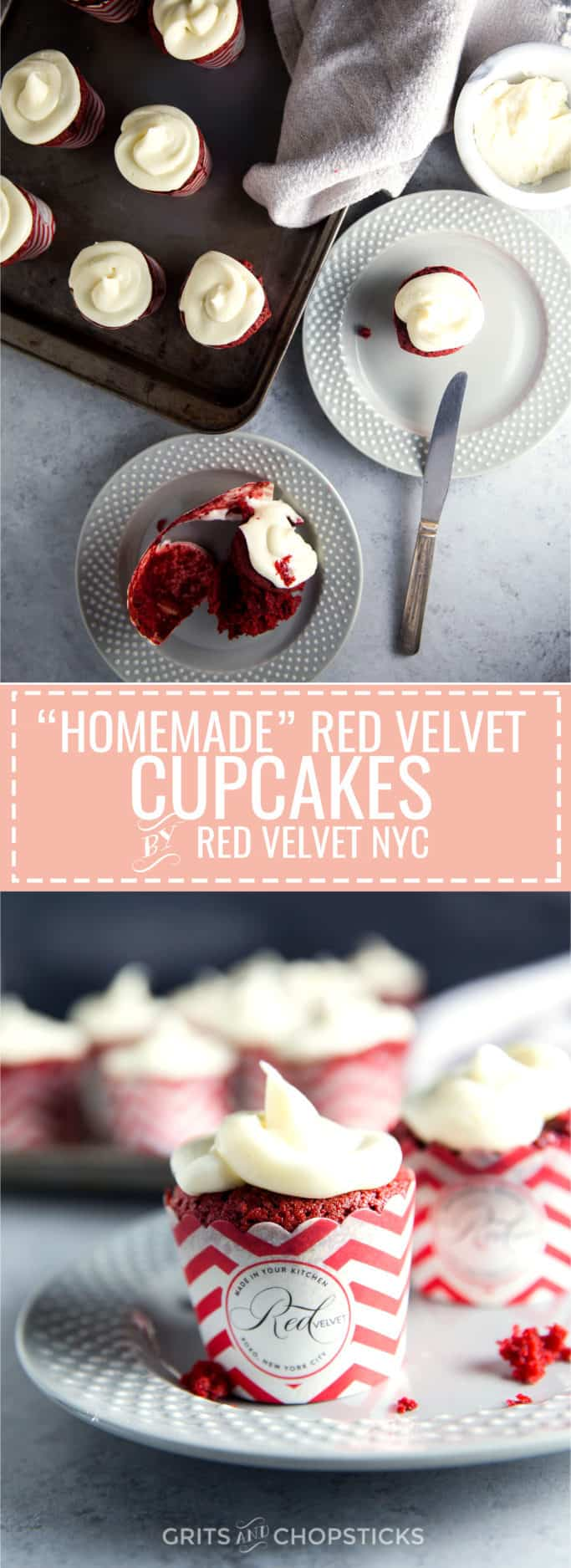 Red Velvet NYC is a dessert delivery service that delivers pre-measured ingredients to your door for made-from-scratch delicious desserts!