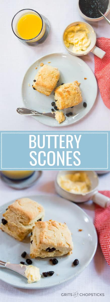 Try these amazing flaky buttery scones made with Finlandia butter