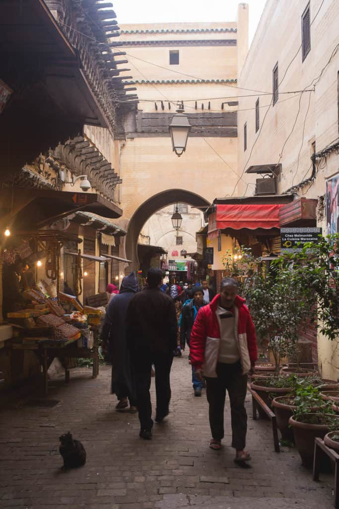 travel photography: scenes from rabat and fes, morocco