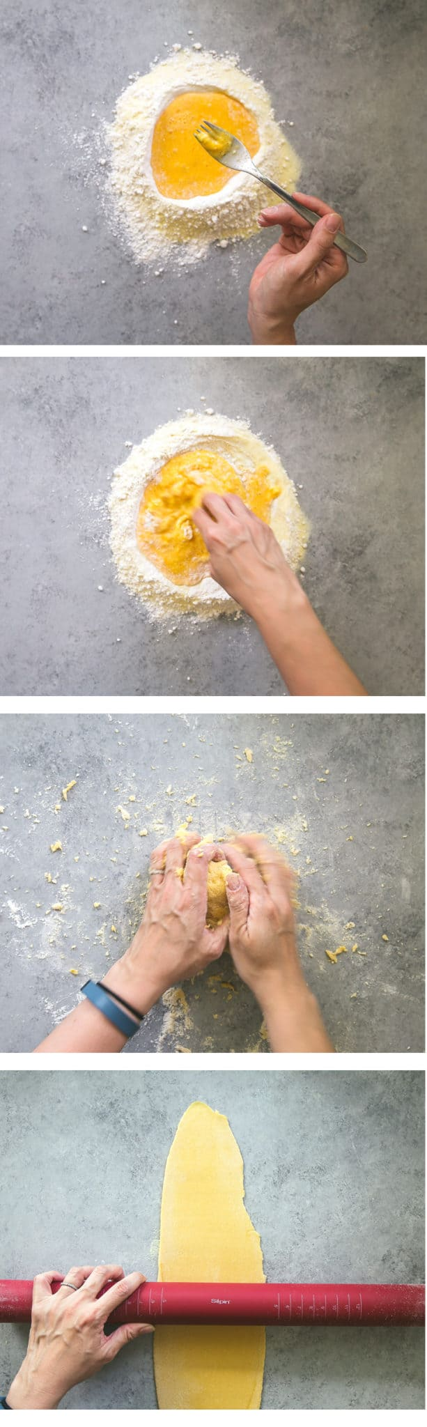 how to make fresh pasta without a machine