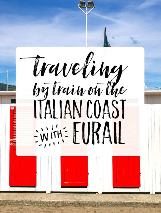 eurail from switzerland to italy, part 2