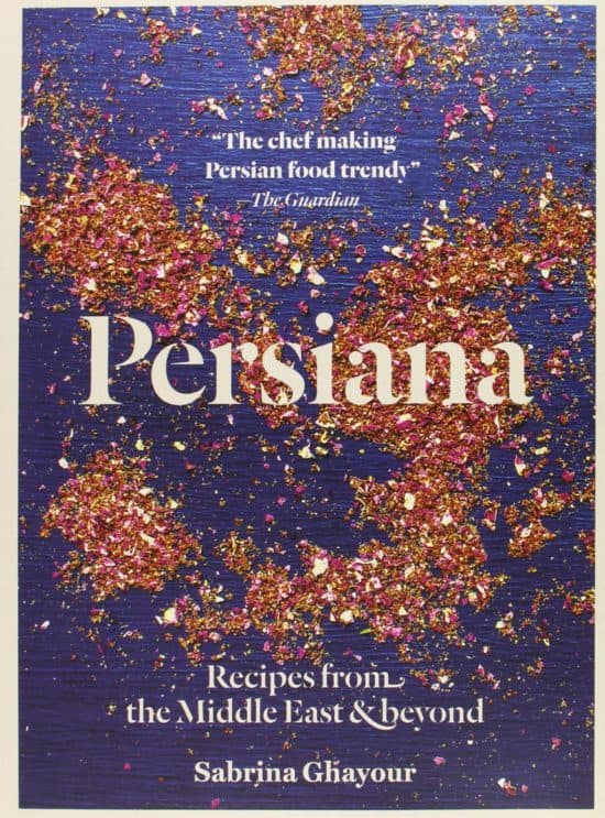 persiana cookbook cover