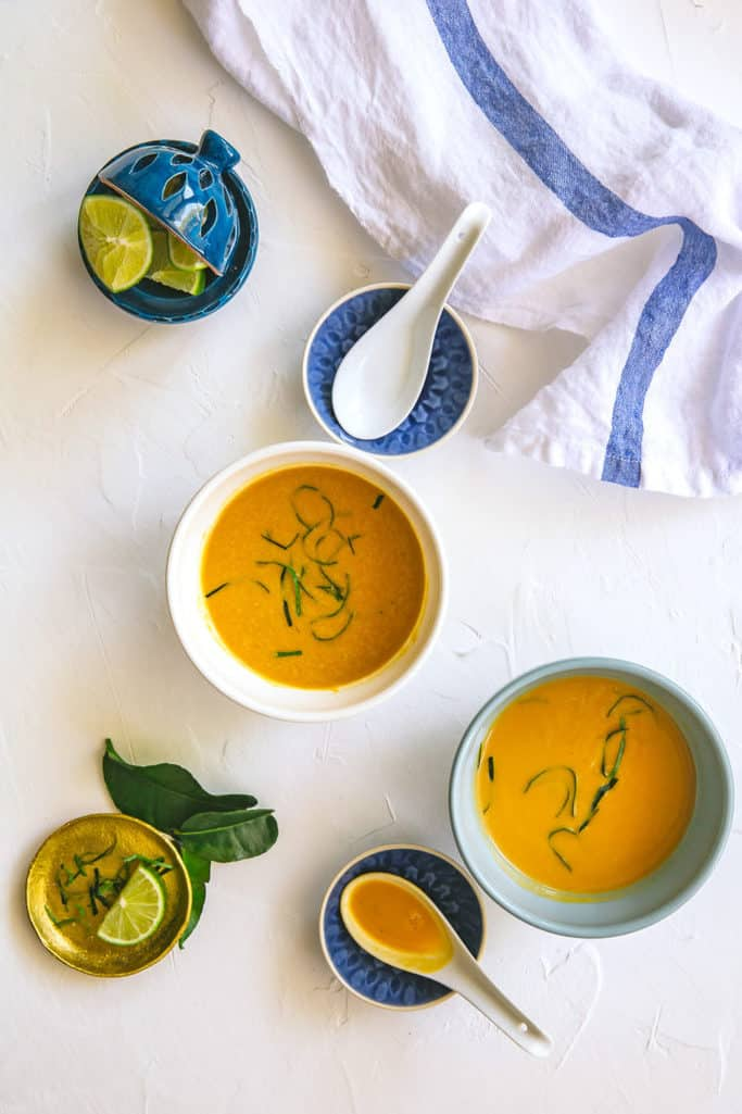 whole30 thai sweet potato soup