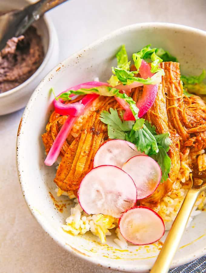 instant pot mexican pork pibil