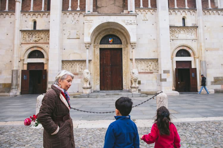 5 musts for traveling in italy with kids