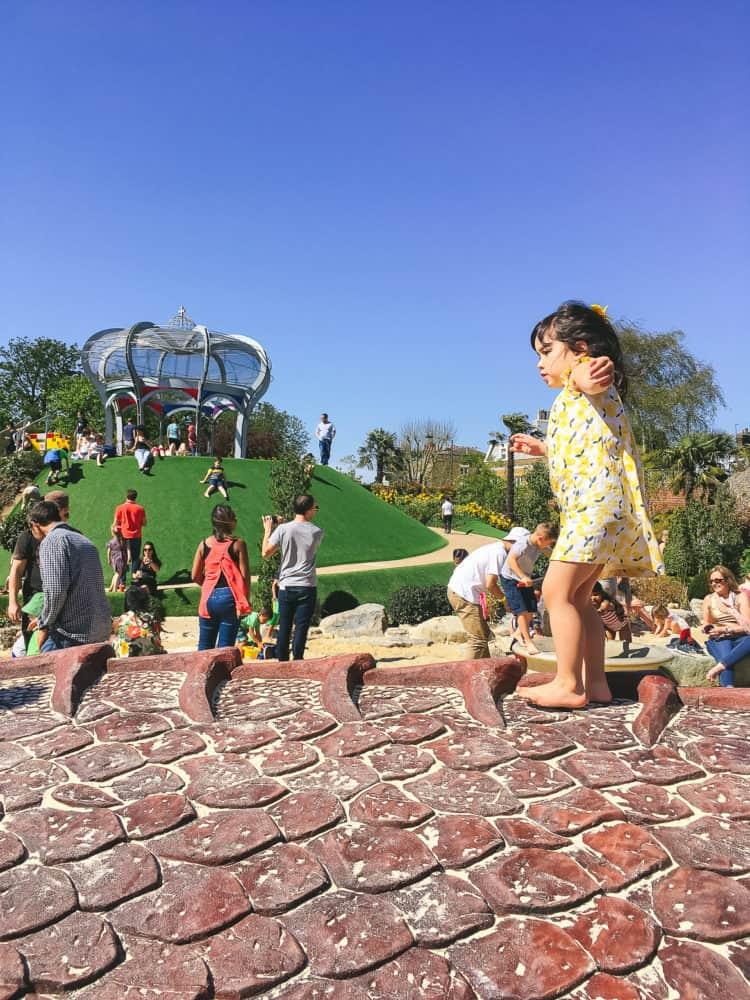 hampton court palace adventure playground