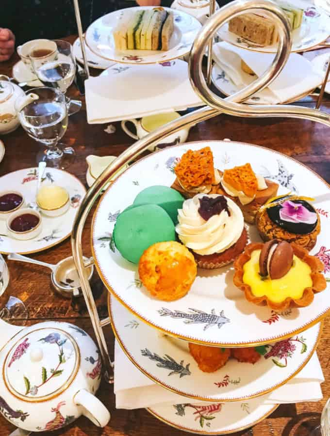 Where to Get the Best Afternoon Tea in London