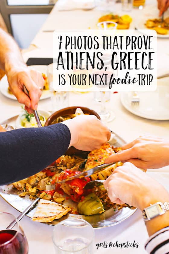All the Food You Must Eat in Athens, Greece