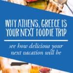 athens greece foodie trip