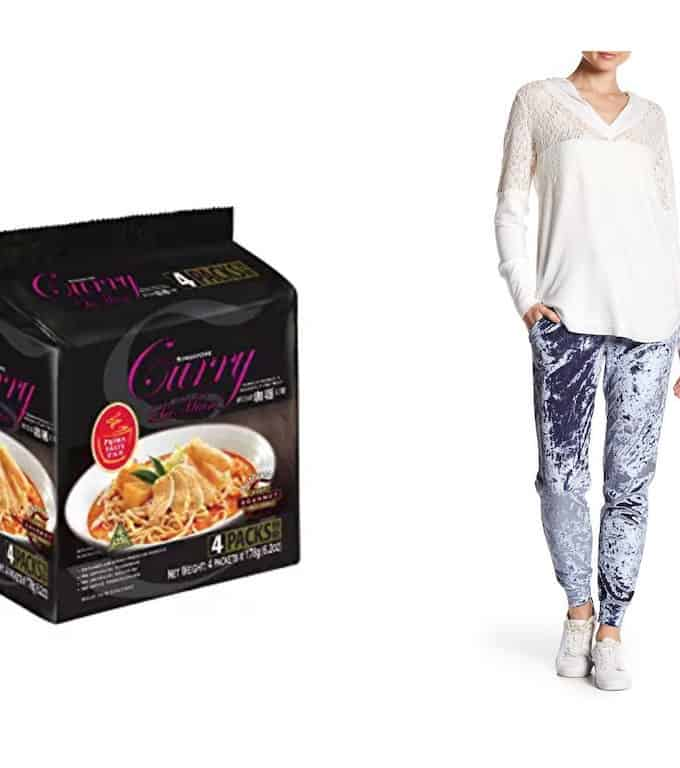 The Best Instant Ramen and Sweatpants for When You Just Can't