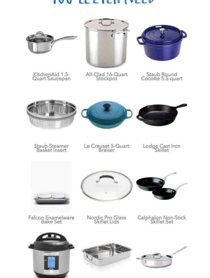 The Only Cookware You'll Ever Need