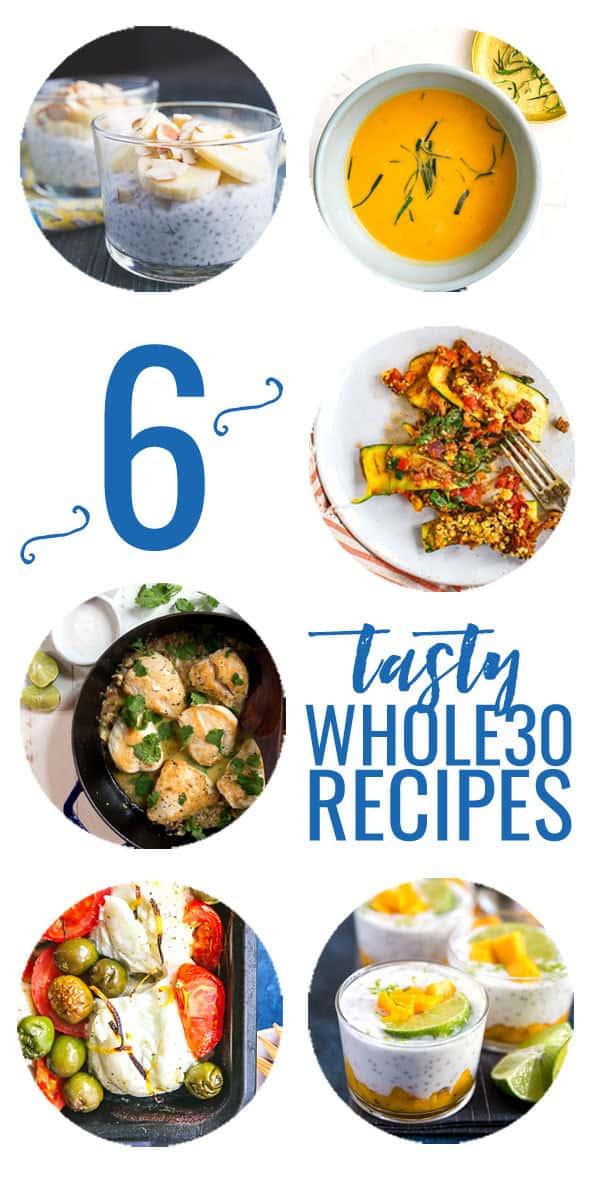 tasty whole 30 recipes