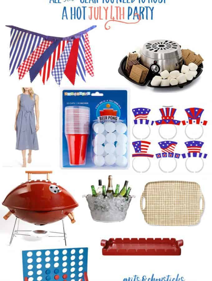 Throw an Epic 4th of July Bash