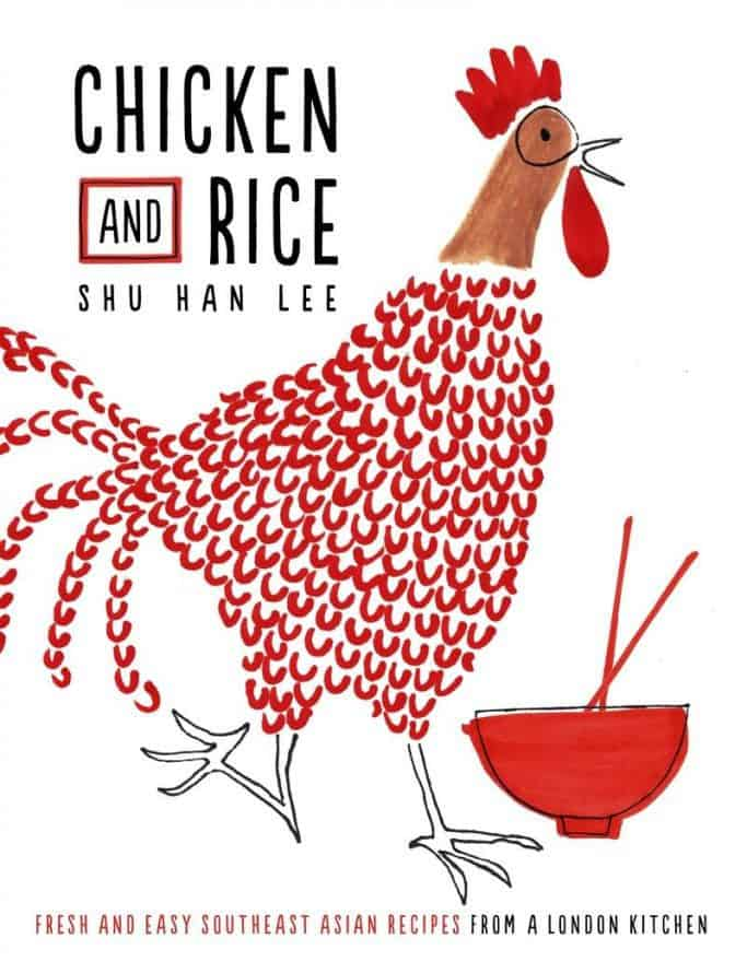 chicken and rice cookbook cover