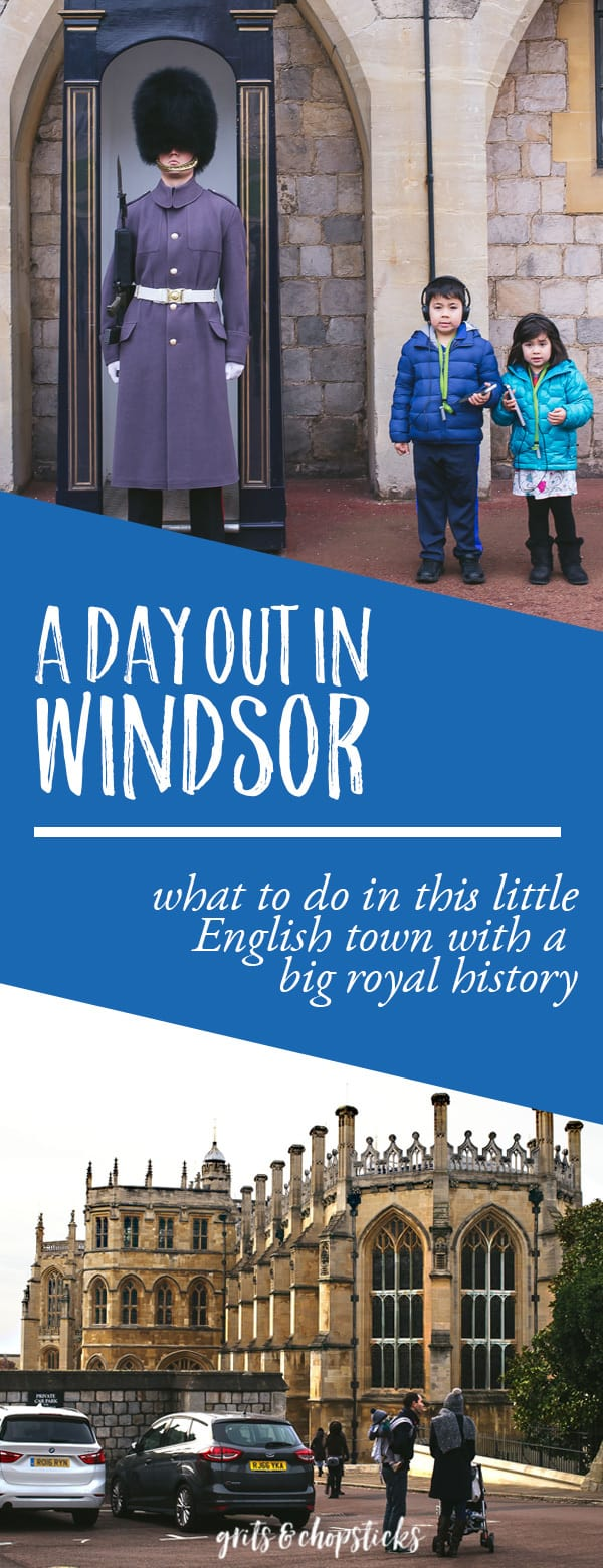 a day out in windsor england