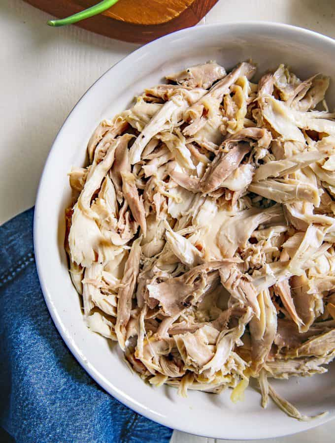 instant pot chicken