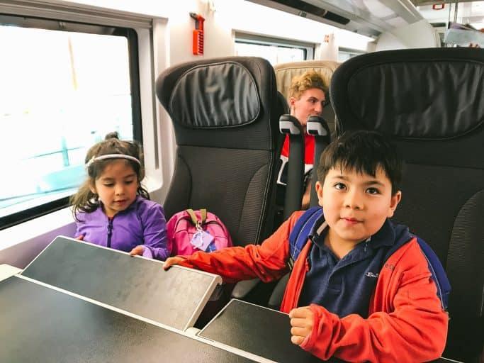 Eurostar Eurail