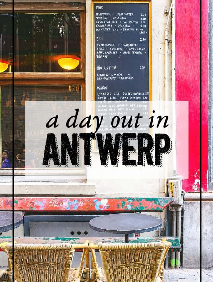 A Day Out in Antwerp, Belgium