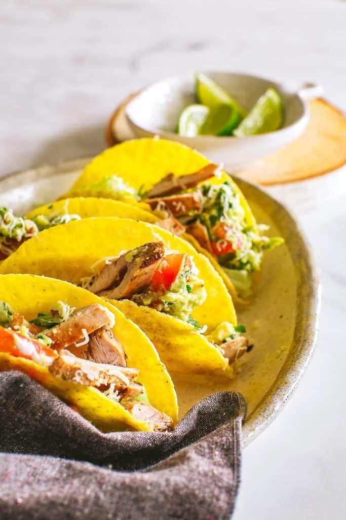 easy weeknight tacos with wild game
