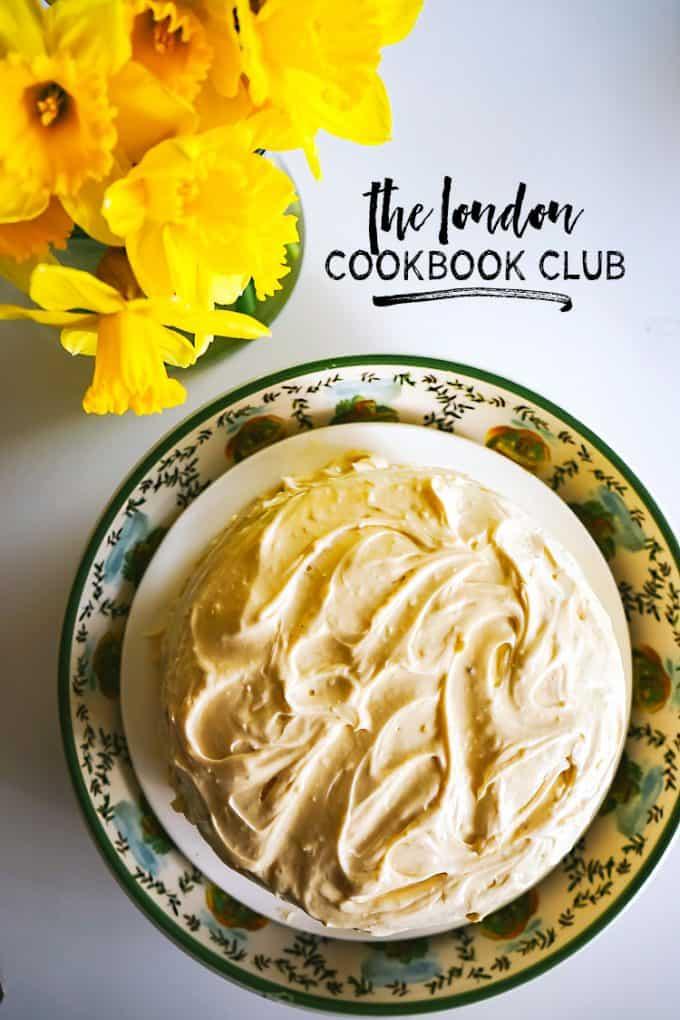 cookbook club potluck red velvet cake
