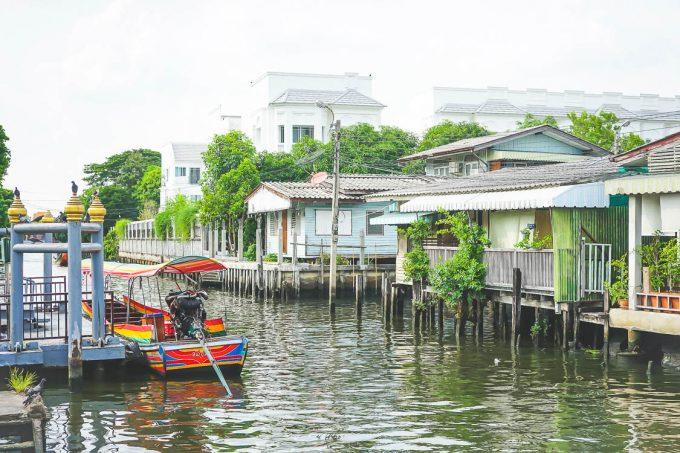 khlong canal bangkok
