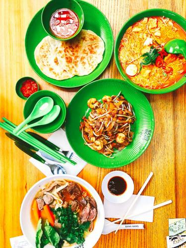 Curry laksa at Bang Bang Oriental Food Hall   The 12 Things You Must Eat in London Right Now
