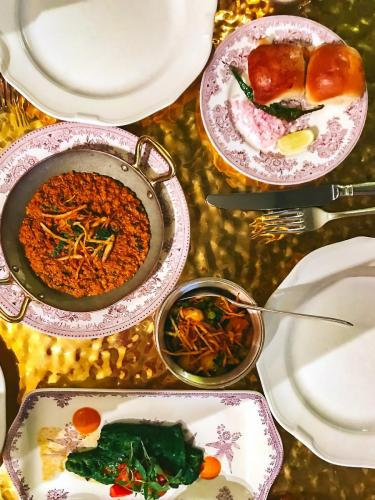 Kid Goat Methi Keema at Gymkhana | The 12 Things You Must Eat in London Right Now