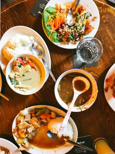 Thai spread at The Heron | The 12 Things You Must Eat in London Right Now